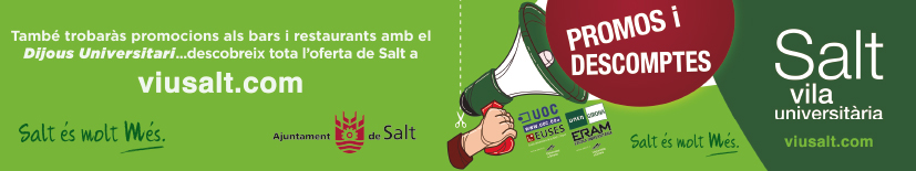 Promocions per a Universitaris Salt