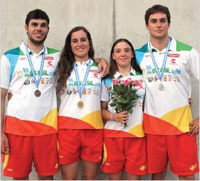 Campionat caiac europa