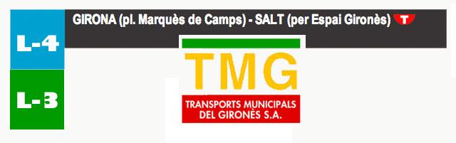Linies de transports municipals del girones