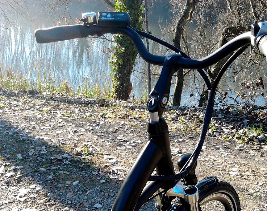 bici electrica salt carrilet